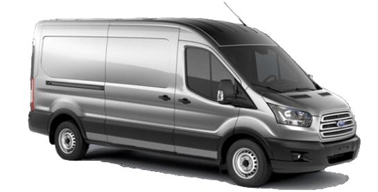 Long Wheel Base Transit Van Hire Newbury