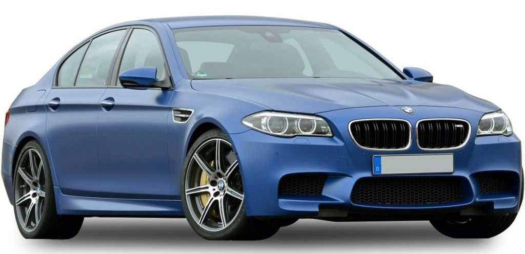 CAT 4 - BMW 5 Series car hire in Newbury