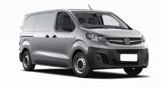 Medium Wheel Base Transit Van Hire