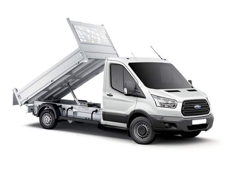 tipper truck hire newbury