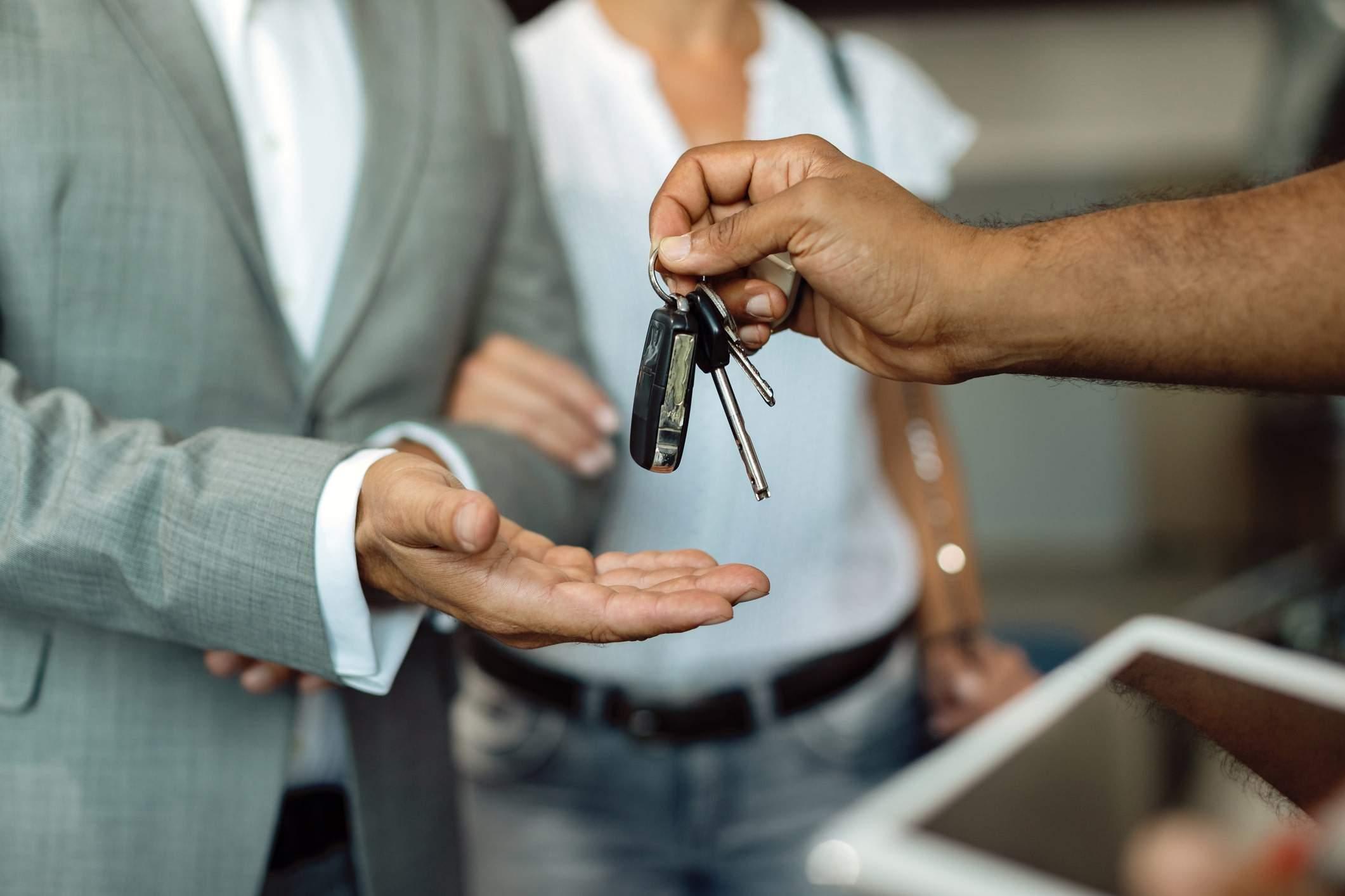 Vehicle Hire Pick Up Procedures